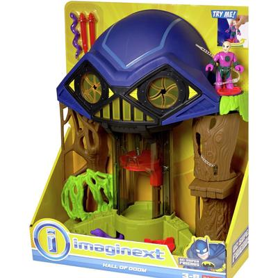 Fisher Price Imaginext DC Super Friends Hall of Doom