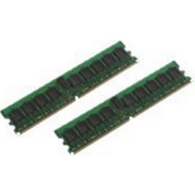 MicroMemory DDR2 400MHz 2x1GB ECC Reg for HP (MMH3057/2048)