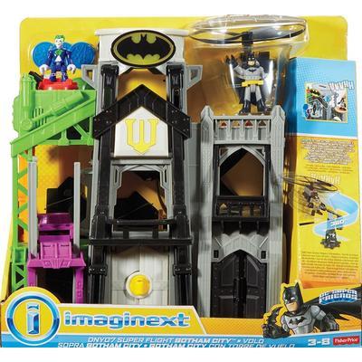 Fisher Price Imaginext DC Super Friends Super Flight Gotham City