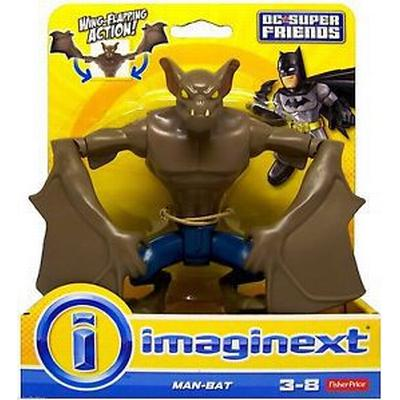 Fisher Price Imaginext DC Super Friends Man Bat