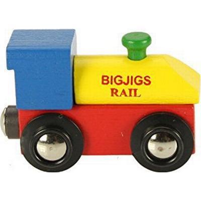 Bigjigs Rail Name Engine