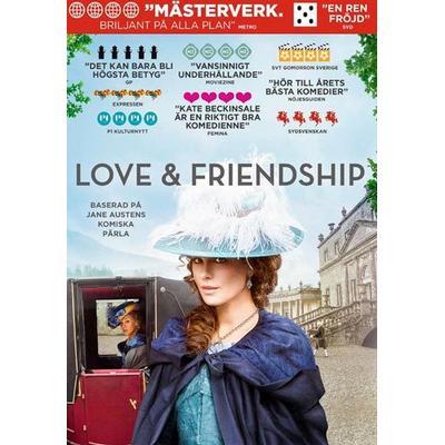 Love & friendship (DVD) (DVD 2016)