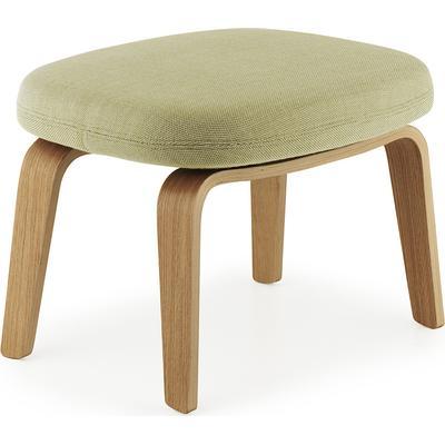 Normann Copenhagen Era Wood Footstool Fotpall