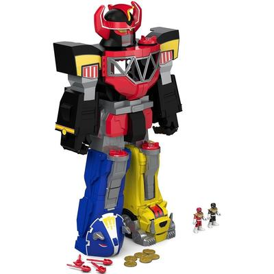Fisher Price Imaginext Power Rangers Morphing Megazord
