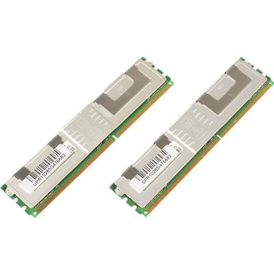 MicroMemory DDR2 667MHz 2x2GB ECC Reg (MMI1141/4096)