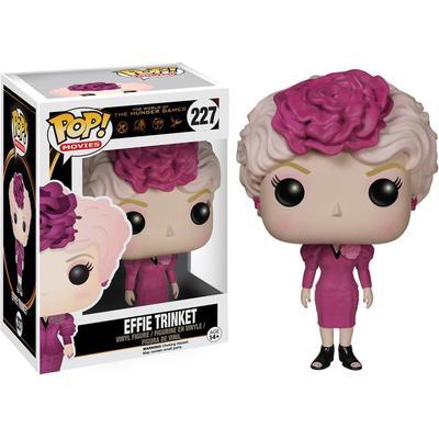 Funko Pop! Movies the Hunger Games Effie Trinket