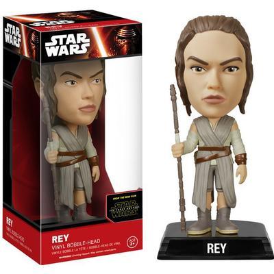 Funko Wacky Wobbler Star Wars Rey