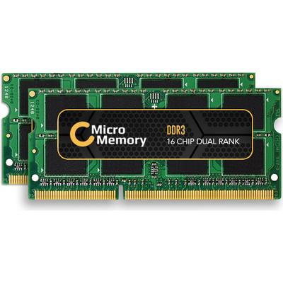 MicroMemory DDR3 1333MHz 2x4GB for Apple (MMA1074/8GB)