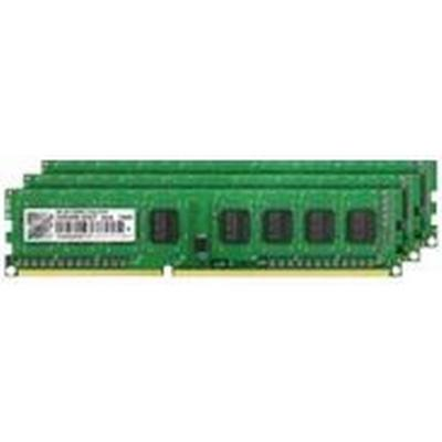 MicroMemory DDR3 133MHz 3x4GB ECC for HP (MMH1022/12G)