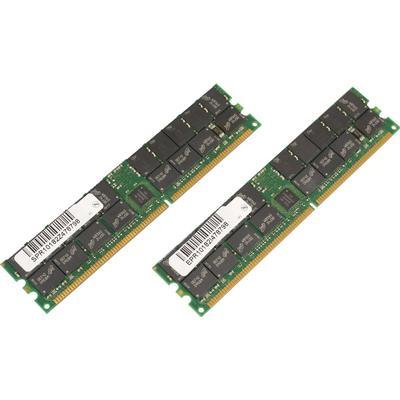 MicroMemory DDR 333MHz 2x2GB ECC Reg (MMH1039/4096)