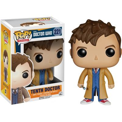 Funko Pop! TV Doctor Who Tenth Doctor