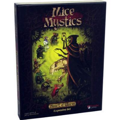 Plaid Hat Games Mice & Mystics: Heart of Glorm (Engelska)