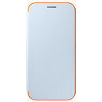 Samsung Neon Flip Cover (Galaxy A3 2017)