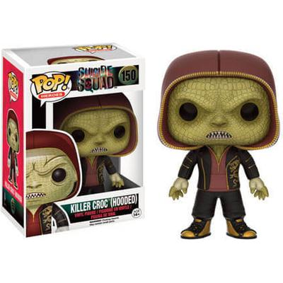 Funko Pop! Heroes Suicide Squad Hooded Killer Croc