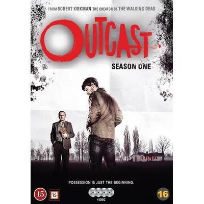 Outcast: Säsong 1 (4DVD) (DVD 2016)
