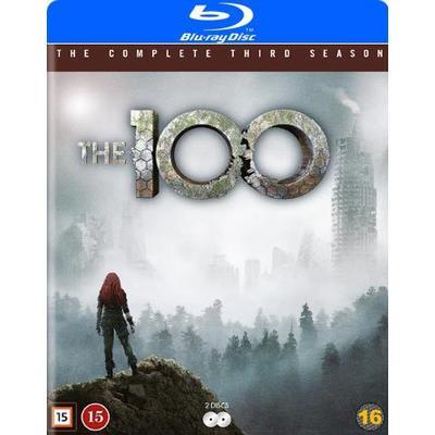 The 100: Säsong 3 (3Blu-ray) (Blu-Ray 2016)