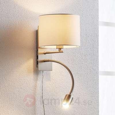 Lampenwelt Florens Vägglampa