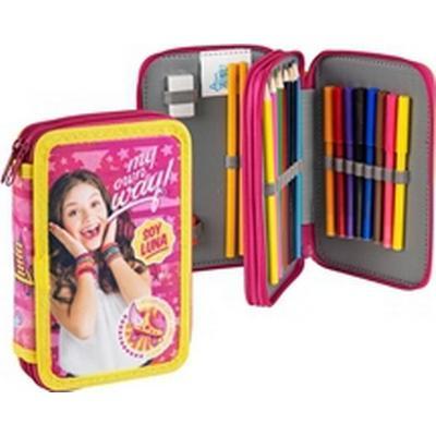 Soy Luna Dobbelzip Pencils Set