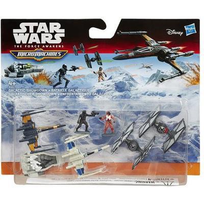 Hasbro Star Wars The Force Awakens Micro Machines B3497