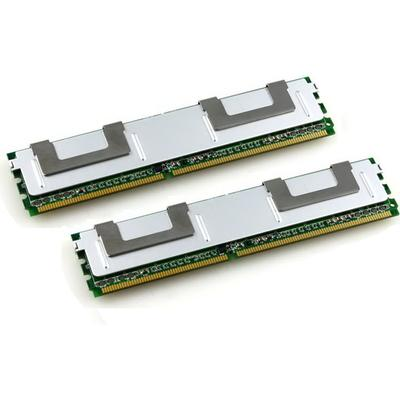 MicroMemory DDR2 667MHz 2x8GB ECC Reg For Fujitsu (MMG2413/16GB)