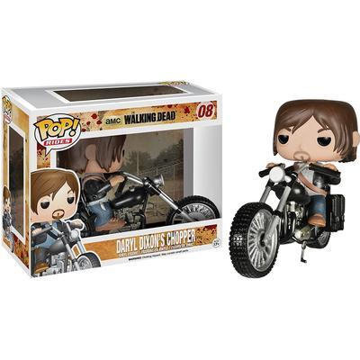Funko Pop! Rides the Walking Dead Daryl Dixon's Chopper