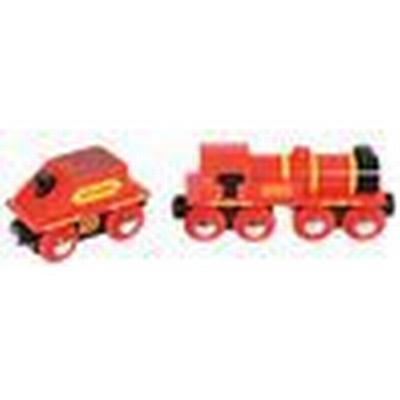 Bigjigs Big Red Engine