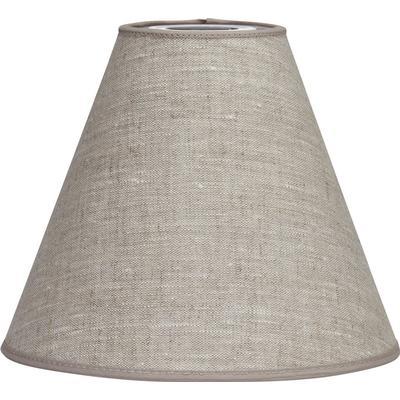 PR Home Toppringskärm Lin 22cm Lampshade Lampdel Endast lampskärm