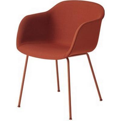 Muuto Fiber Armchair Chair With Tube Base Karmstol