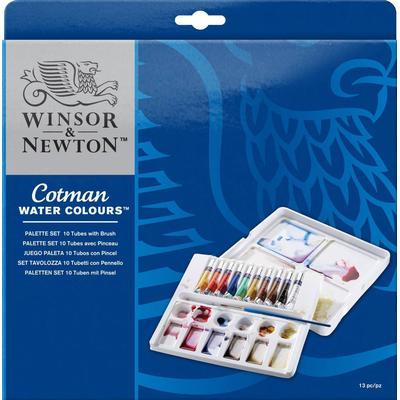 Winsor & Newton Cotman Watercolour 10 Set