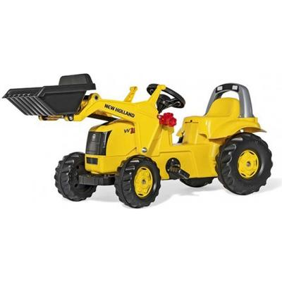 Rolly Toys Kid New Holland Construction W190C Tractor with Frontloader