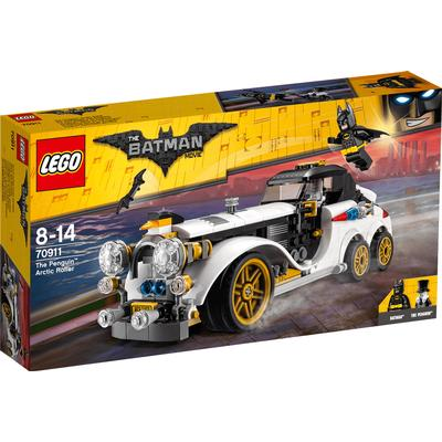Lego The Batman Movie The Penguin Arctic Roller 70911
