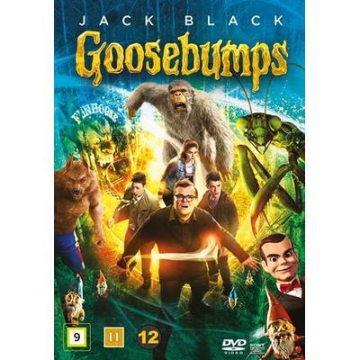 Goosebumps (DVD) (DVD 2015)