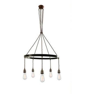 Mullan Lighting Lome 1 Tier Ceiling Lamp Taklampa