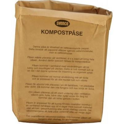 Svenco Food Waste Bag 8L 80-pack