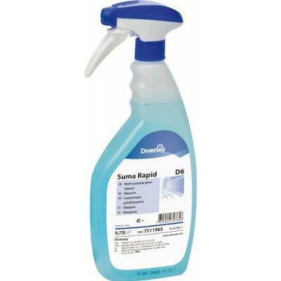 Diversey Suma Rapid Window Cleaner 0.75L