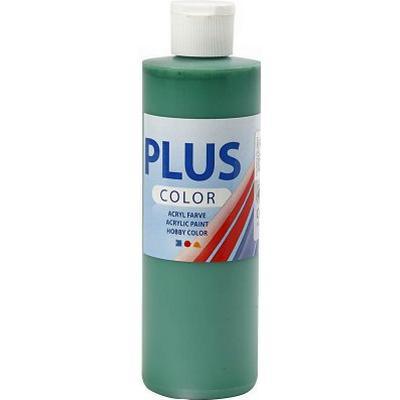 Plus Acrylic Paint Brilliant Green 250ml