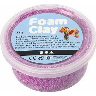 Foam Clay Neon Purple Clay 35g