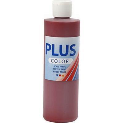 Plus Acrylic Paint Antique Red 250ml