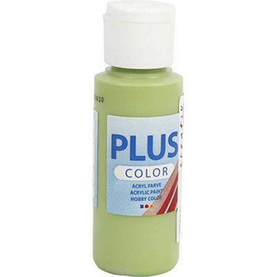 Plus Acrylic Paint Leaf Green 60ml