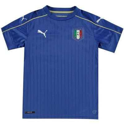 Puma Italy Home Jersey 16/17 Youth