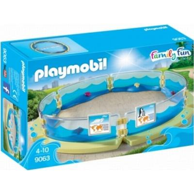 Playmobil Aquarium Enclosure 9063