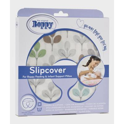 Chicco Cover for Boppy Silverleaf