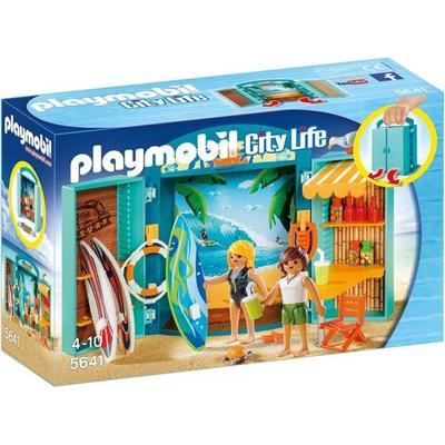 Playmobil Surf Shop Play Box 5641