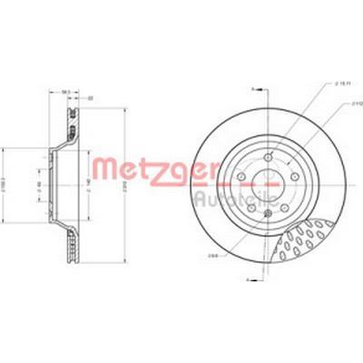 Metzger 6110512