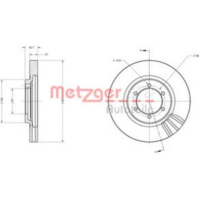 Metzger 6110508