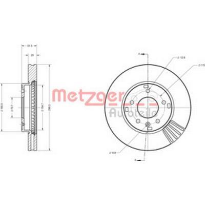 Metzger 6110256