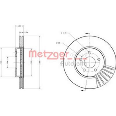 Metzger 6110078