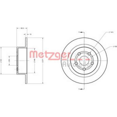 Metzger 6110374