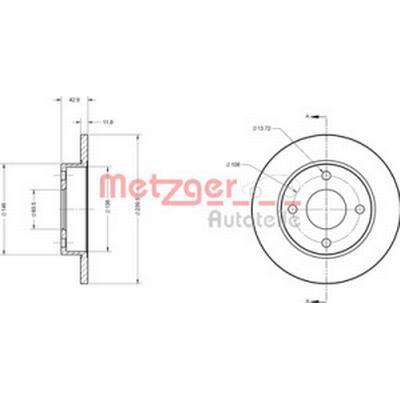 Metzger 6110052