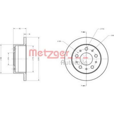 Metzger 6110338